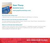 Vendor Spotlight #8