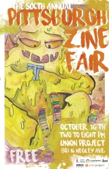 The Sixth Annual Pittsburgh Zine Fair